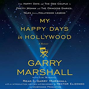 My Happy Days in Hollywood Audiobook