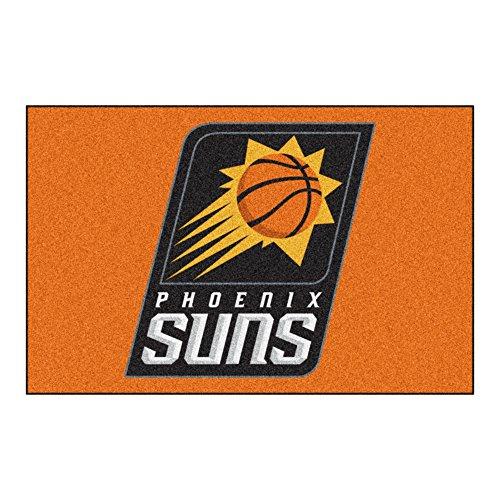 Fanmats NBA Phoenix Suns Nylon Face Starter (Fanmats Nba Starter Mats)