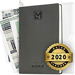 2020 Daily Organizer Planner in Protect ...