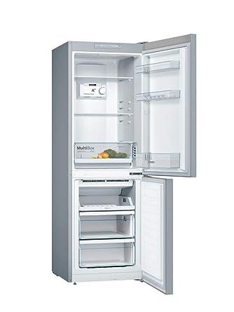 Bosch KGN33NL3A nevera y congelador Independiente Acero ...