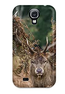 Grace Wang's Shop 1719137K88472406 High Quality MarvinDGarcia Elegant Headwear Skin Case Cover Specially Designed For Galaxy - S4
