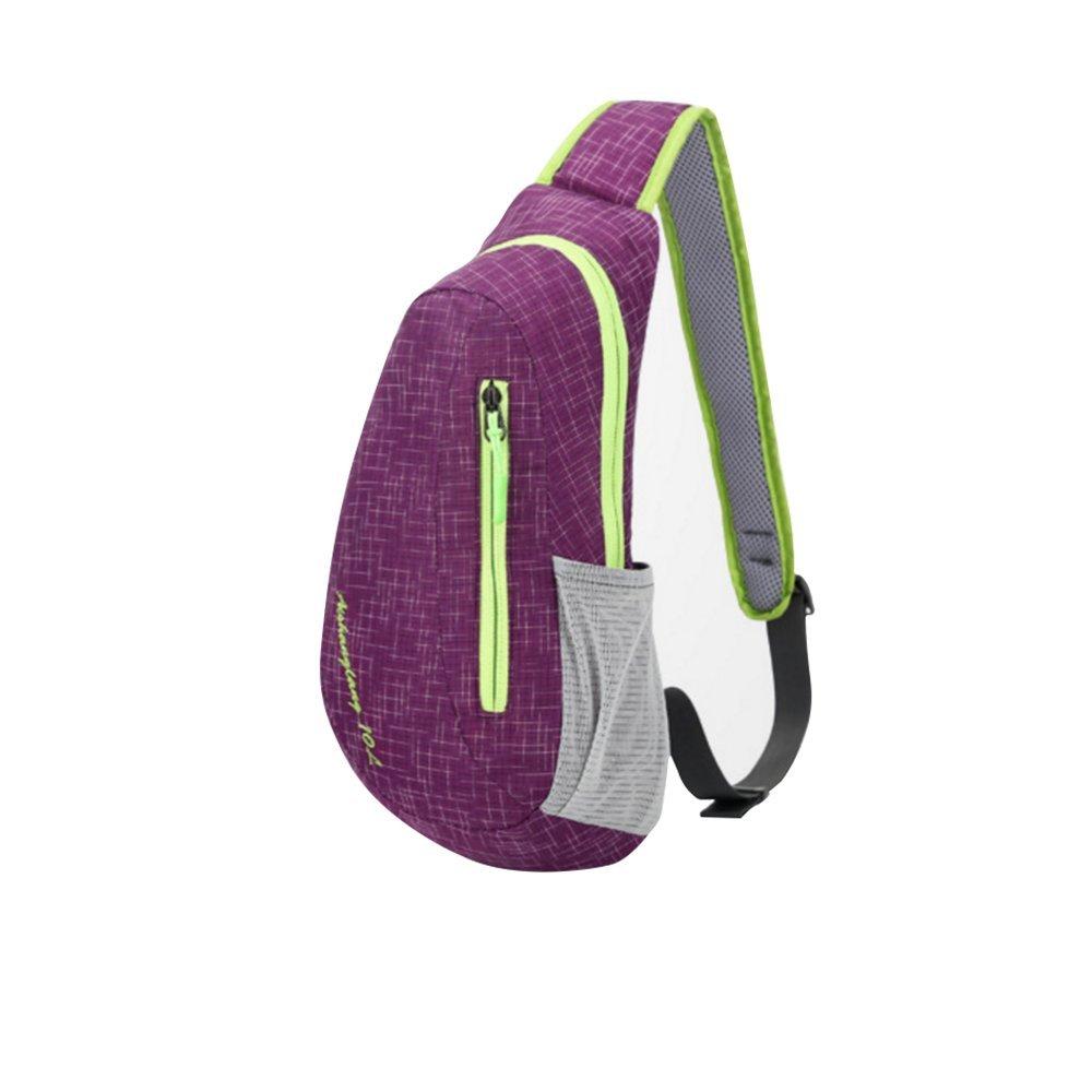 871bc7e067e4 good TuffGear Sling Bag Chest Shoulder Unbalance Gym Fanny Backpack Sack  Satchel Outdoor Bike