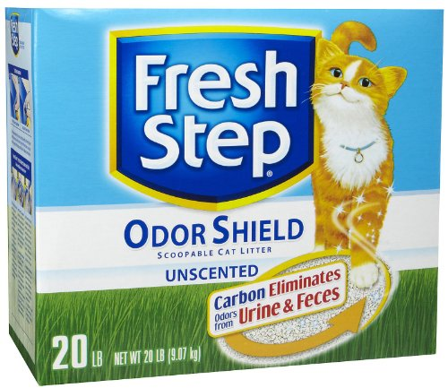 fresh-step-odor-shield-scoopable-unscented-litter-20-lb