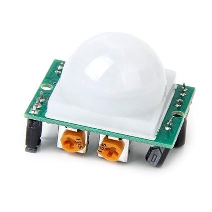 DYP-ME003 Piroeléctrico Pir Módulo De Sensor De Detector De Movimiento Por Infrarrojos