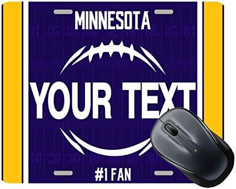 Minnesota Vikings Mouse Pad Minnesota Vikings Mousepad Sold By Cus2mize 0723736677246