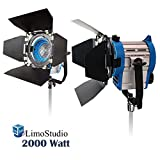 LimoStudio 2000 Watt Studio Light Head