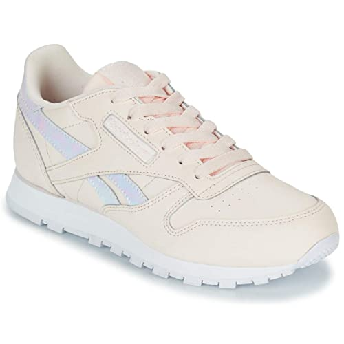 13218a2a4fc1 Reebok Girls  Classic Leather Trainers  Amazon.co.uk  Shoes   Bags