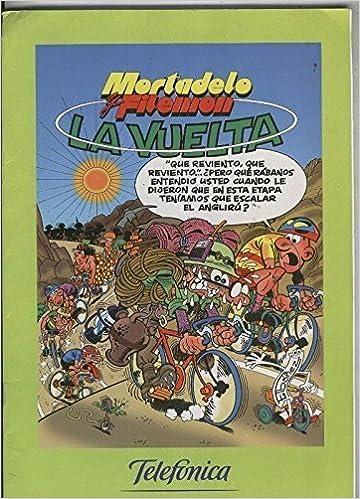 Mortadelo y Filemon: La vuelta a España 2000: Amazon.es: Ibañez: Libros