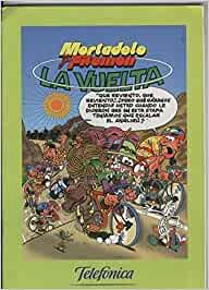 Mortadelo y Filemon: La vuelta a España 2000: Amazon.es: Ibañez: Libros