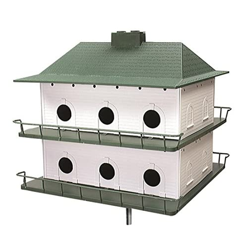 Heath Outdoor Products PH12 Plastic 12 Room Purple Martin House