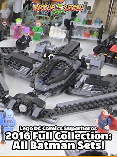 Review: Lego DC Comics Superheroes 2016 Full Collection: All Batman (Super Bats Set)