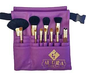 Makeup Brushes Natural Alruba Set 13