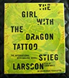 The Girl with the Dragon Tattoo [Unabridged 13-CD Set] (AUDIO CD/AUDIO BOOK)