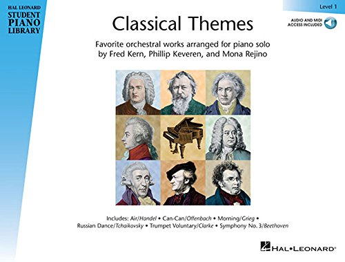 Classical Themes - Level 1: Hal Leonard Student Piano Library