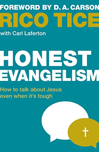Honest Evangelism: How to talk about Jesus even when it's tough (Live Different) cover