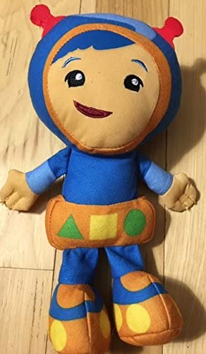 Mattel Fisher Price Team Umizoomi 9 Inch Plush Toy Geo