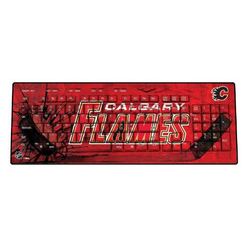 calgary flames keyboard flames keyboard flames keyboards calgary flames keyboards flame keyboard. Black Bedroom Furniture Sets. Home Design Ideas