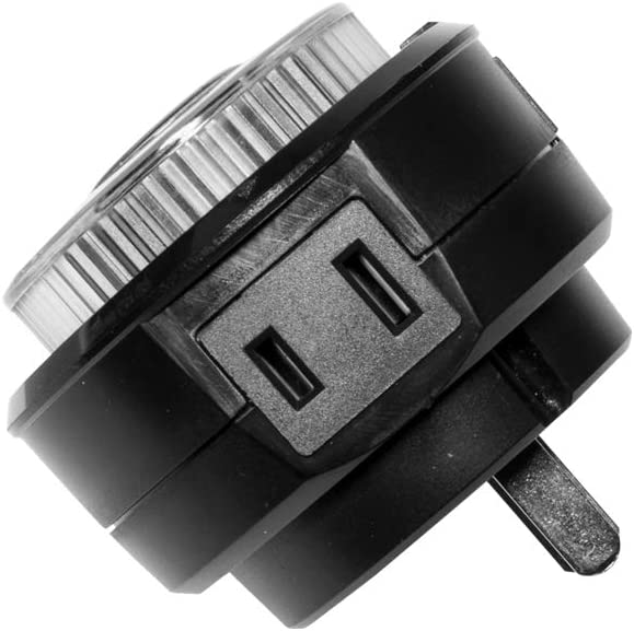 VOLT 600W Clamp Connect Transformer with Timer//Photocell