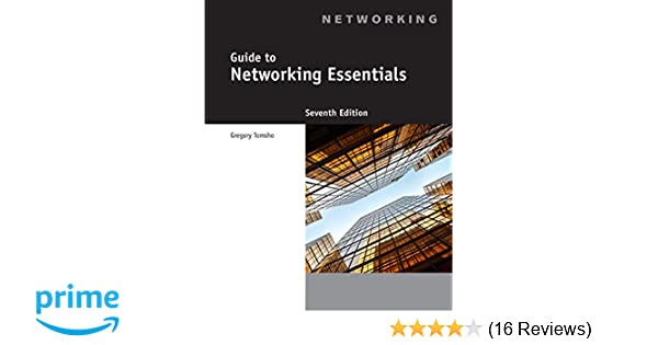 Guide To Networking Essentials Standalone Book Greg