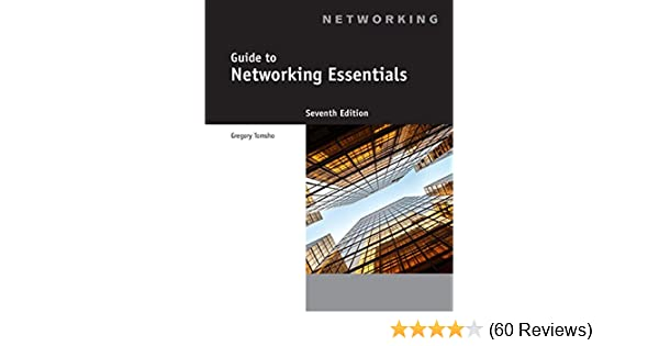 Guide To Networking Essentials Standalone Book Greg Tomsho