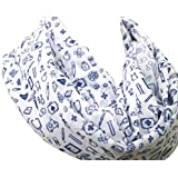 Handmade medical Scarf for doctors nurses therapists Birthday Gift for her for medical professionals gift idea infinity scarf white