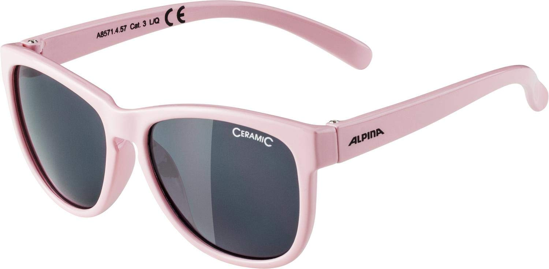 standard size ALPINA Girls LUZY Sunglasses Pink