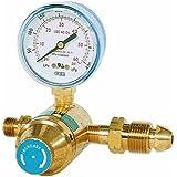 Goss EP-70G High Pressure Propane Regulator, LP CGA510 with Gauge B Hose