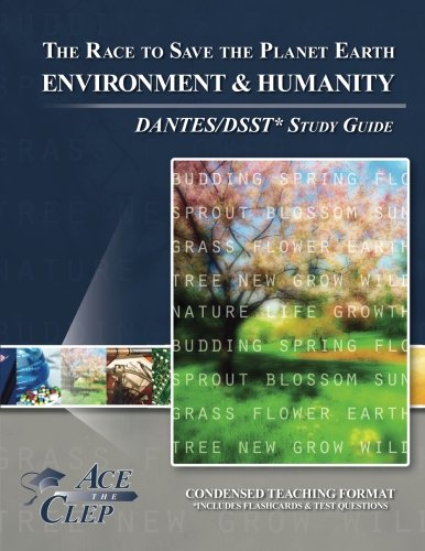 DSST Environment and Humanity DANTES Test Study Guide