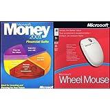 Money 2001 Financial Suite & FREE Wheel Mouse
