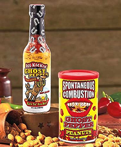 Spicy 2-Pc. Bacon or Ghost Pepper Sets (Ghost Pepper)