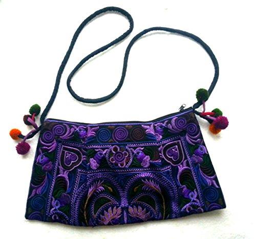 NOI, Borsa a tracolla donna viola Purple