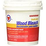Savogran 10501 Wood Bleach, 12 oz