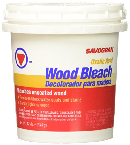 Savogran 10501 Wood Bleach, 12 -