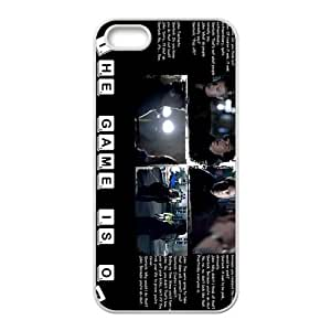 Sherlock Cell Phone Case for iPhone 5S