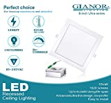 GIANOR Recessed LED Ceilng LED Fixtures J-Box