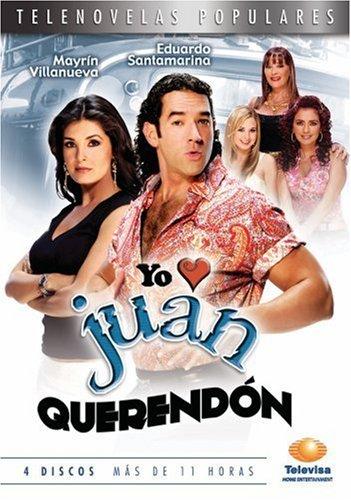 DVD : Yo Amo a Juan Querendo (Full Frame, , 4 Disc)