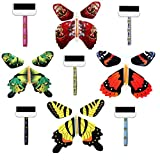 Magic Flying Butterfly Card Surprise Letters Books Funny Children's Day Gifts 4 Pcs Set