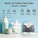 MyBaby, SoundSpa Lullaby - Sounds