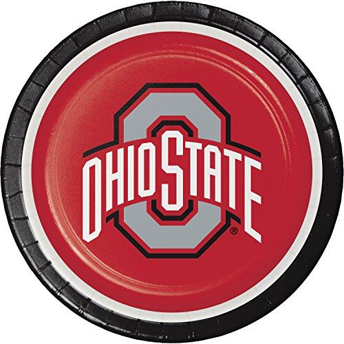 - Ohio State University Paper Plates, 24 ct