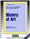 History of Art, Jack Rudman, 0837374340