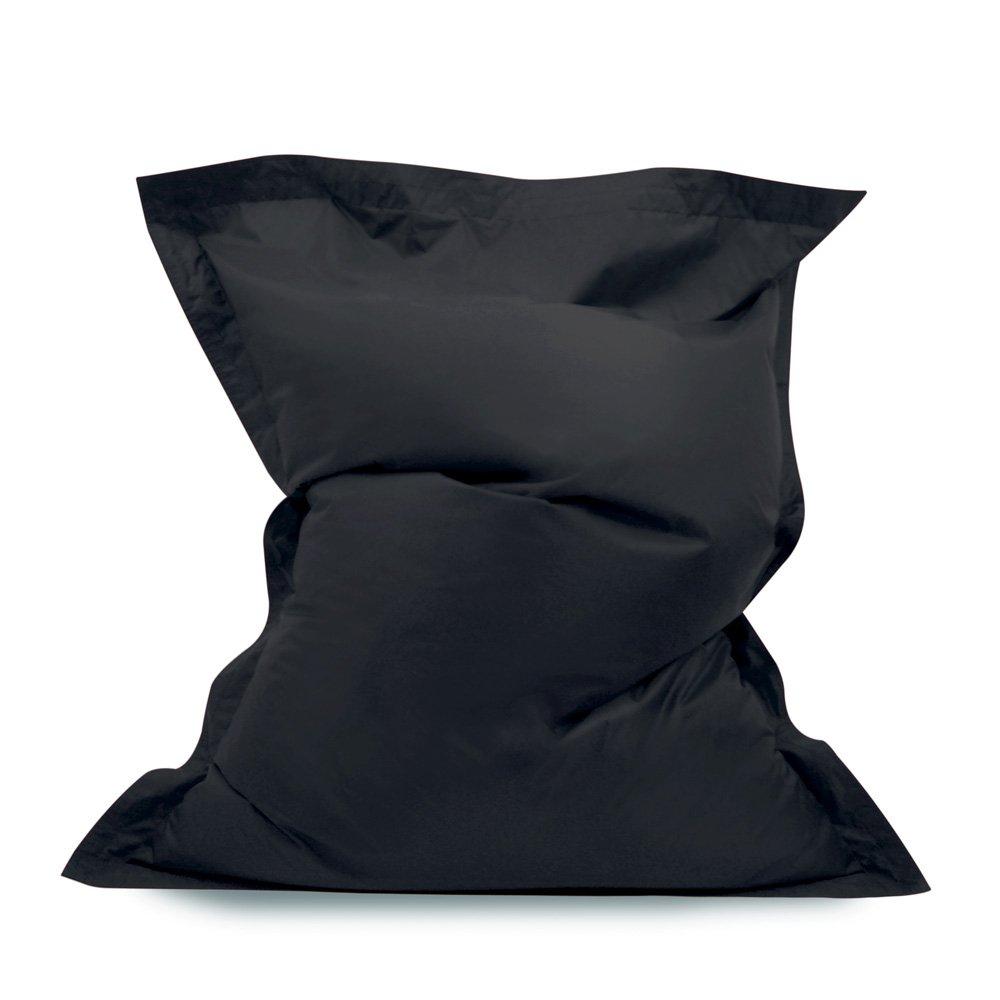 Comfort Co Giant Bean Bag Slouch Sack - 100% Waterproof Bean Bags Indoor/Outdoor (Black) Comfort Co®