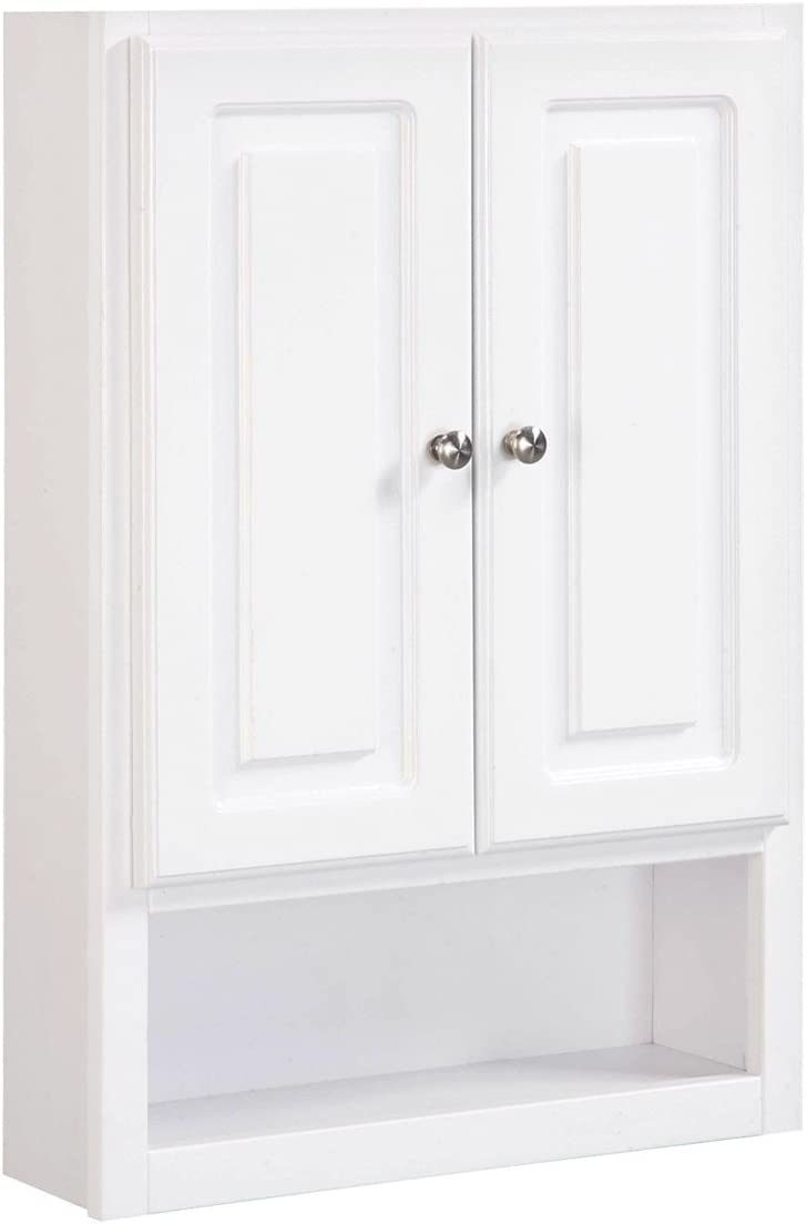 Design House 531319 Wall Cabinets, 21 , White