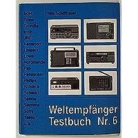 Weltempfänger - Testbuch VI. 1991/92. (7118 562)