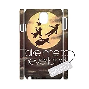Take me to Neverland Samsung Galaxy Note3 N9000 3D Cover Case. Take me to Neverland Custom Case for Samsung Galaxy Note3 N9000 at WANNG