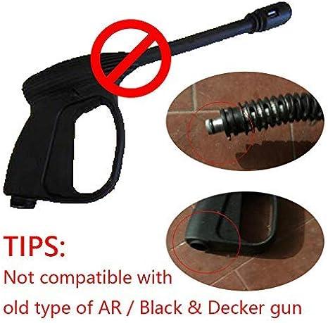 Spray Gun For Ar Blue Clean Black Decker Michelin Pressure Washer Baumarkt