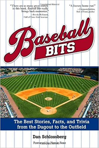 Baseball Bits Little Known Stories Facts And Trivia From The