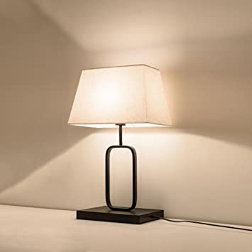 Tisch Akzent Leuchte Deko Lampe Wohnzimmer Schreibtisch Beleuchtung Büro Licht