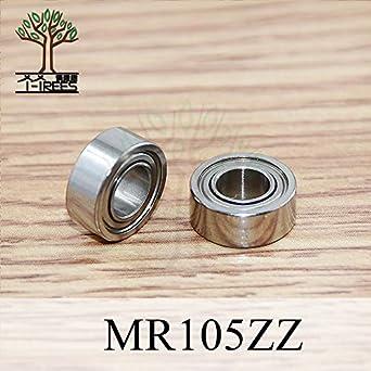 Laliva Impresora 3D - 20 unidades/lote MR105 MR105ZZ MR1052Z Metal ...