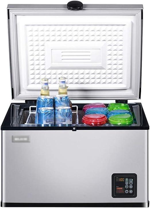 WYJW Ice Car Refrigerator 35L Portable DC Inverter Compressor ...