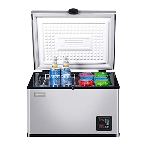 WYJW Ice Car Refrigerator 35L Portable DC Inverter Compressor ...